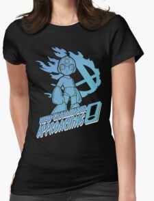 New Character Womens Fitted T-Shirt