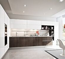 Contemporary Kitchen Design by MeineKuche