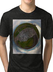 Dun Eochla, Inishmore, Aran Islands Tri-blend T-Shirt