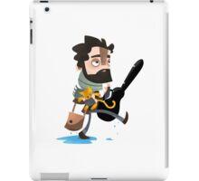 Hang Me, Oh Hang Me. iPad Case/Skin