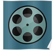 Film Reel Poster