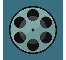 Film Reel Photographic Print