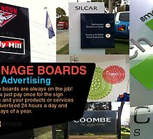Signage boards - 24/7 Advertising by Kemsigns