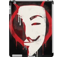 Revenge is my middle name iPad Case/Skin