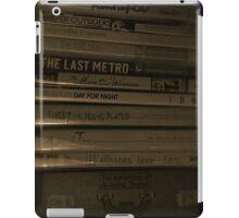 Cinema Lover iPad Case/Skin