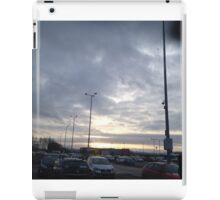 Sunset in Belfast iPad Case/Skin