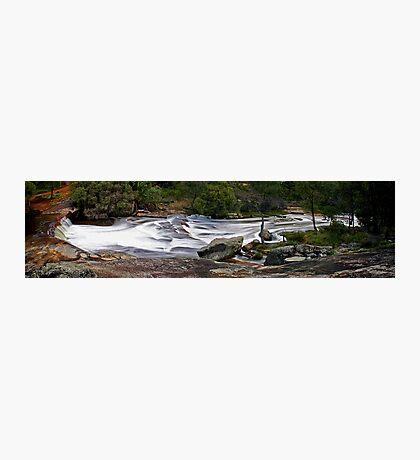 Noble Falls - Western Australia  Photographic Print