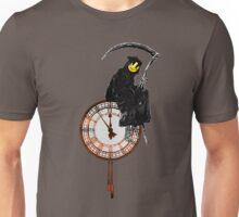 Banksy Grim Reaper Unisex T-Shirt