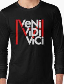 Madonna VENI VIDI VICI Long Sleeve T-Shirt
