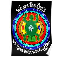 We are the ONE'S Poster