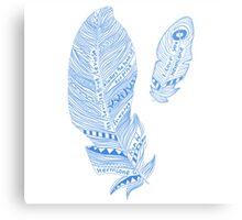 Wingardium Leviosa Metal Print