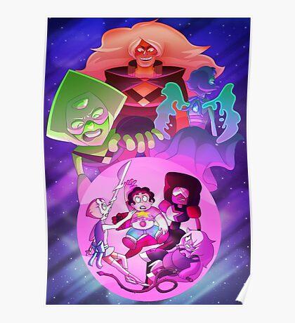 Believe in Steven Poster