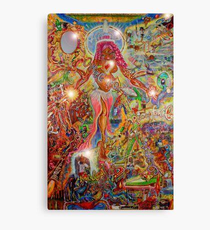 Auressa Canvas Print