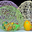 Easter art by Arie Koene