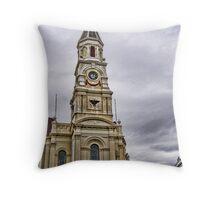 Fremantle Town Hall Throw Pillow