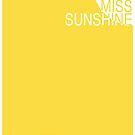 Little Miss Sunshine by FinlayMcNevin