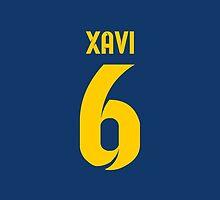 Xavi  by refreshdesign