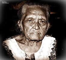 Maria, 89 yrs (2011) by JhaMesPhotos