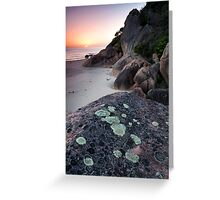 Dawn - Lighthouse Point Greeting Card