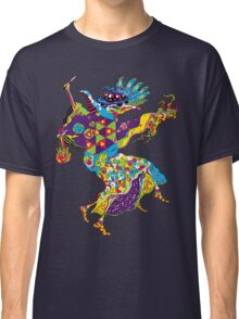 Psychedelic Plague Doctor Classic T-Shirt
