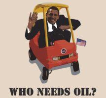 Eco President - Who needs oil? by Matt Simner