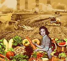 Factory Food or Local Food? by Donna Catanzaro