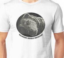 Old Dog for Seniors Rescue Unisex T-Shirt
