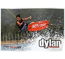 Dylan Prideaux Poster Poster