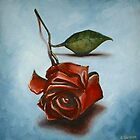 Red Rose by Cherie Roe Dirksen