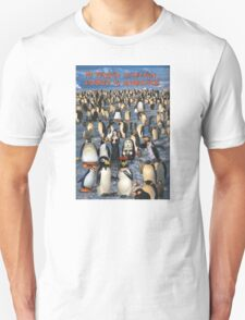 My Penguin Collection Escaped to Antarctica Unisex T-Shirt