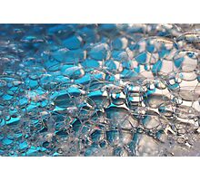 Have a bubbling day! Photographic Print