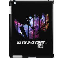 Cowboy Bebop - Nebula iPad Case/Skin