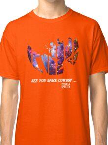 Cowboy Bebop - Nebula Classic T-Shirt