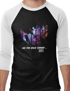 Cowboy Bebop - Nebula Men's Baseball ¾ T-Shirt