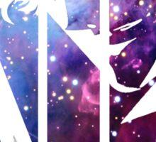 Cowboy Bebop - Nebula Sticker