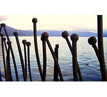 Ioannina by the Lake Greece Photographic Print