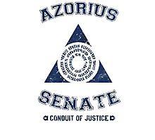 Azorius Senate Guild Photographic Print
