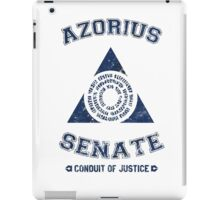 Azorius Senate Guild iPad Case/Skin