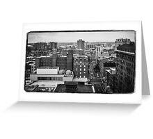 Ode To Baltimore Greeting Card
