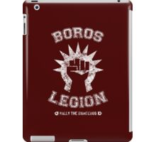 Boros Legion Guild iPad Case/Skin