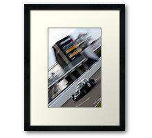 Austin Healey @ Goodwood Motor Circuit Framed Print