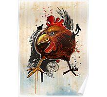 anger hen  Poster