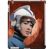 Get your ass to mars! iPad Case/Skin