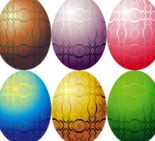 Eggs, eggs, eggs Sticker