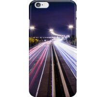 Belfast at Night iPhone Case/Skin