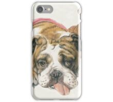 Bulldog Puppies iPhone Case/Skin