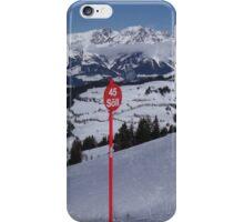 Soll Ski Resort Austria iPhone Case/Skin