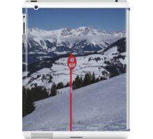 Soll Ski Resort Austria iPad Case/Skin