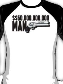 Trigun $$60000000000 Man T-Shirt