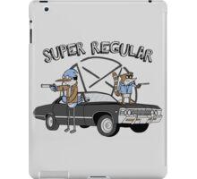 Super Regular iPad Case/Skin